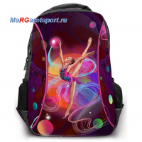 (М) Рюкзак для художественной гимнастики Вариант