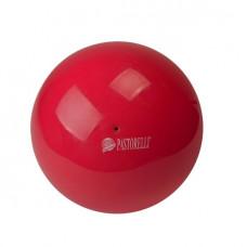 Мяч Пасторелли 18 см красная вишня