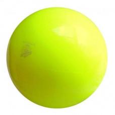 Мяч Pastorelli желтый