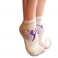 Носки для художественной гимнастики БЕЗ УСИЛЕНИЯ