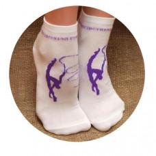 Носки для художественной гимнастики УСИЛЕННЫЕ