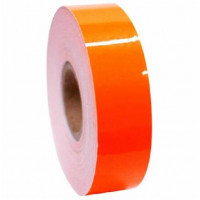 MOON Флуоресцентная оранжевая лента
