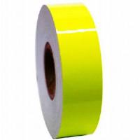 MOON Флуоресцентная желтая лента