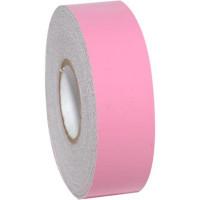 MOON Флуоресцентная светло_розовая лента