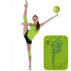 Майка-борцовка гимнастка с мячом RG402.4