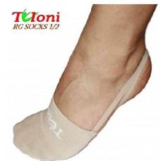 Полупальцы-носочки Tuloni