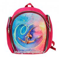 Рюкзак для гимнастики детский